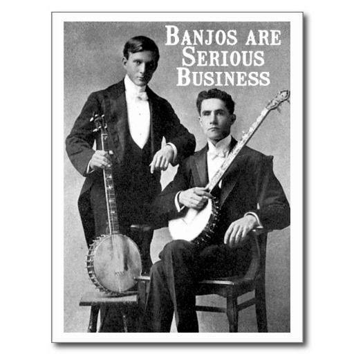 banjos-serious-business